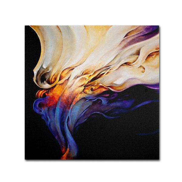 Cody Hooper 'Evoke' Canvas Art