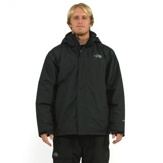 The North Face Men's TNF Black Mountain Light Insulated Jacket (Size L)