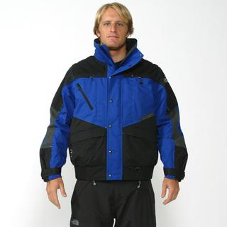 The North Face Men's Royal Blue Steep Tech Apogee Jacket