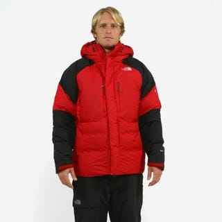 The North Face Men's TNF Red/ TNF Black Summit Jacket