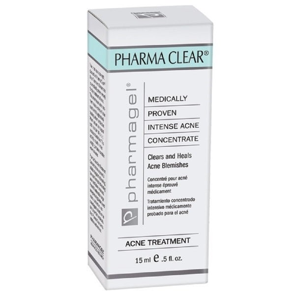Pharmagel 0.5-ounce Pharma Clear Acne Treatment