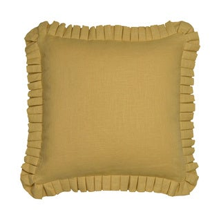 Waverly Archival Urn 20-inch Pleated Decorative Pillow