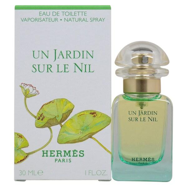 Hermes Un Jardin Sur Le Nil 1-ounce Eau de Toilette Spray