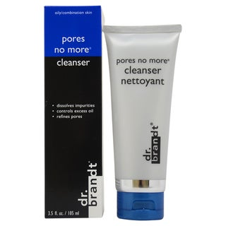 Dr. Brandt Pores No More Cleanser Oily/Combination Skin 3.5-ounce Cleanser