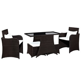Artesia Outdoor Patio 5-piece Patio Sectional Set