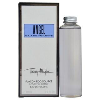 Thierry Mugler Angel 2.7-ounce Eau de Toilette Splash (Eco-Refill )