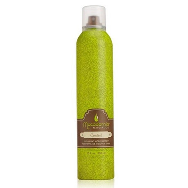 Macadamia Oil Natural Oil Control Aerosol 10-ounce Hair Spray