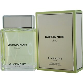 Givenchy Women's Dahlia Noir LEau 4.2-ounce Eau de Toilette Spray