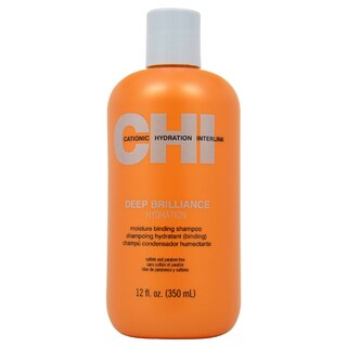 CHI Deep Brilliance Hydration Moisture Binding 12-ounce Shampoo