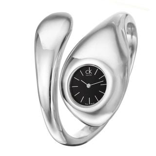 Calvin Klein Women's 'Hypnotic' Stainless Steel Swiss Quartz Watch