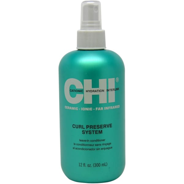 CHI Curl Preserve 12-ounce Leave-in Conditioner