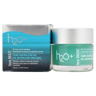 H2O+ Face Oasis Shine Neutralizing 1.7-ounce Gel