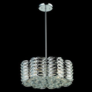 Z-Lite 5-light Crystal Chandelier