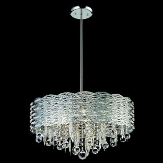 Z-Lite 6-light Crystal Chandelier