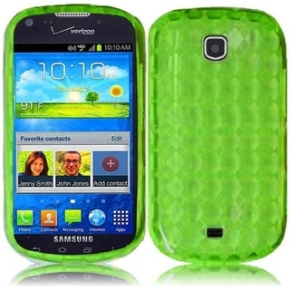 BasAcc Neon Green TPU Case for Samsung Galaxy Stellar i200
