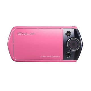 Casio Exilim EX-TR10 12.1MP Pink Digital Camera