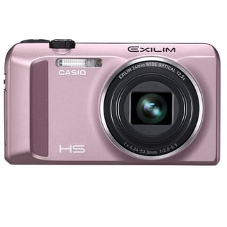 Casio Exilim EX-ZR400 16.1MP Pink Digital Camera