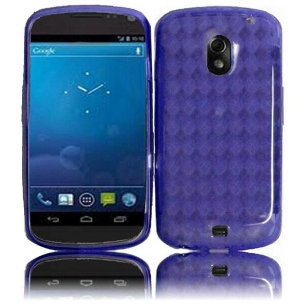 BasAcc Purple TPU Case for Samsung i515/ Galaxy Nexus Prime