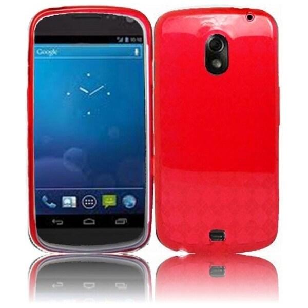 BasAcc Red TPU Case for Samsung i515/ Galaxy Nexus Prime
