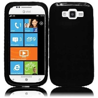 BasAcc Black TPU Case for Samsung Focus 2 i667