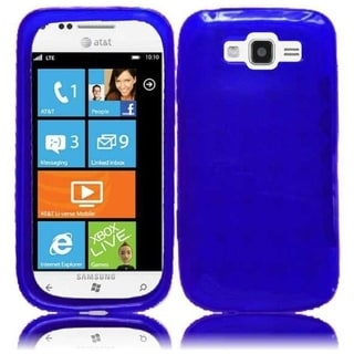 BasAcc Blue TPU Case for Samsung Focus 2 i667