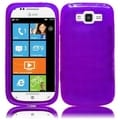 BasAcc Purple TPU Case for Samsung Focus 2 i667