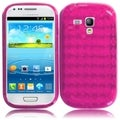BasAcc Hot Pink TPU Case for Samsung Galaxy S3 Mini i8190