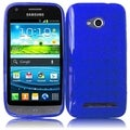 BasAcc Blue TPU Case for Samsung Galaxy Victory 4G LTE L300