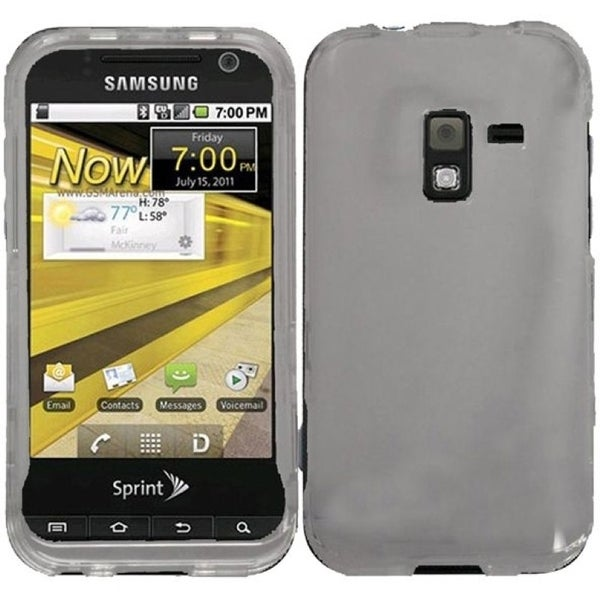 INSTEN Clear Transparent Phone Case Cover for Samsung Conquer 4G D600