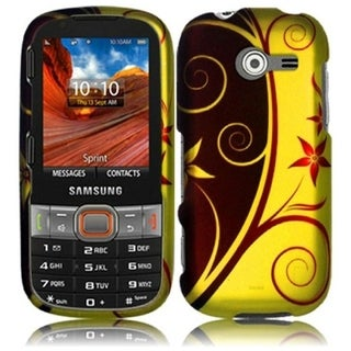 INSTEN Colorful Hearts Phone Case Cover for Samsung Array/ Montage M390
