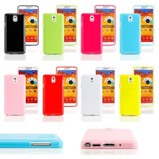 Gearonic Ultra Slim TPU Hard Case for Samsung Galaxy Note III 3 N9000