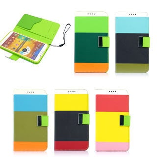 Gearonic Wallet PU Leather Magnetic Case for Samsung Galaxy Note 3 III N9000