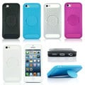 Gearonic Hard Back Case Cover circle Stand for iPhone 5C