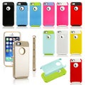 Gearonic PC and TPU Dirt Dust Proof Hard Case for Apple iPh