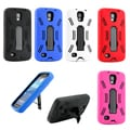 Gearonic Rugged Silicone Case Stand for Samsung Galaxy S4 Active i9295