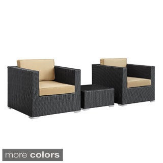 Burrow 3-piece Outdoor Patio Sectional Set