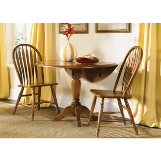 Liberty Low Country Drop Leaf 3-Piece Dining Set