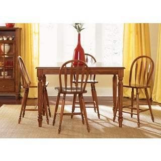 Liberty Low Country Gathering 5-Piece Barstool Dining Set