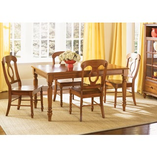 Liberty Low Country Napolean Rectangular 5-Piece Dining Set