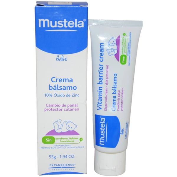Mustela Vitamin Barrier 1.94-ounce Cream