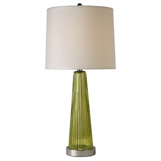 Chiara Olive GreenTable Lamp