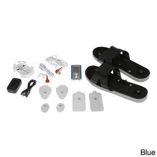 PCH Digital Pulse Massager Shoe Combo Set