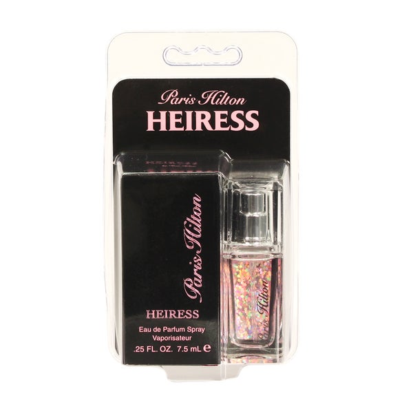 Paris Hilton Heiress Women's 0.25-ounce Eau de Parfum Spray Mini