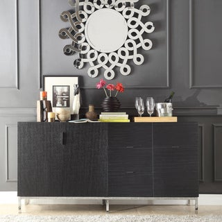 INSPIRE Q Bensley Espresso Finish Server & Media Console