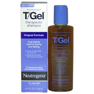 Neutrogena T/Gel Therapeutic Original Formula 4.4-ounce Shampoo
