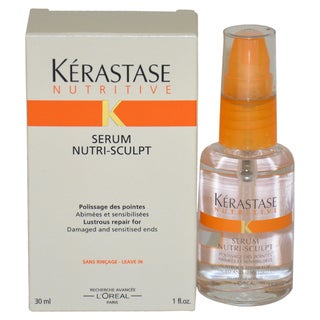 Kerastase Nutritive Serum Nutri Sculpt Lustrous Repair 1-ounce Serum