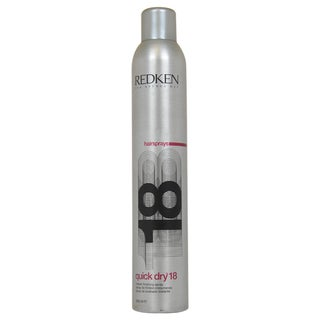 Redken Quick Dry 18 Instant Finishing 13.3-ounce Hair Spray