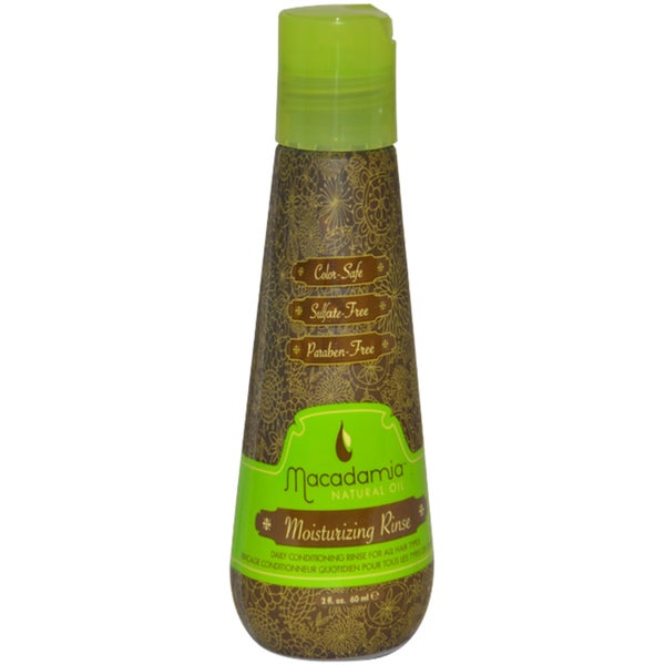Macadamia Moisturizing Rinse 2-ounce Conditioner