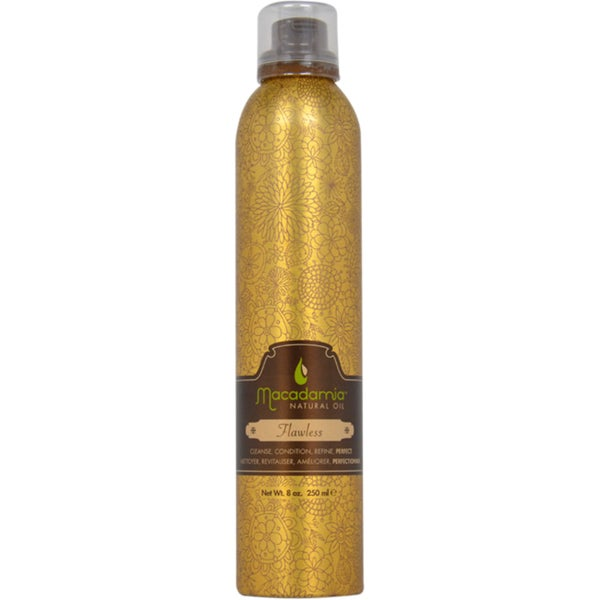 Macadamia Oil Natural Oil Flawless 8-ounce Hair Spray