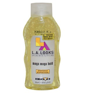 L.A. Looks Mega Mega Hold Styling 20-ounce Gel
